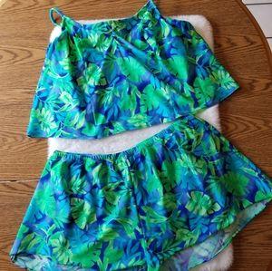 Swimsuit 2pc Underwire